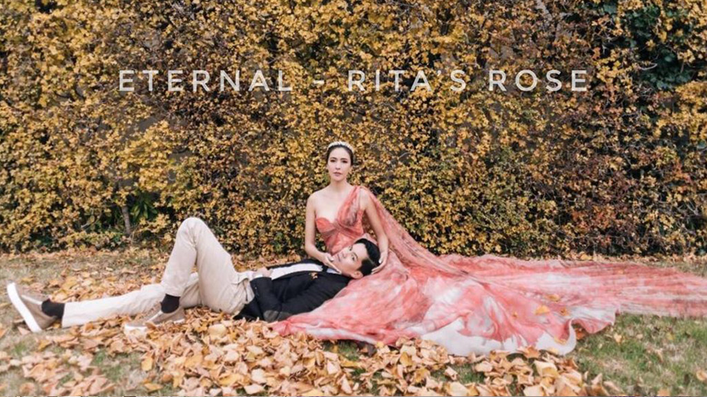 Eternal – Rita's Symbolic Wedding Flower