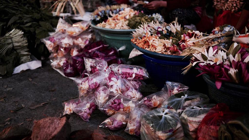 ตลาดสดอูบุด จุดเริ่มต้นของบาหลี