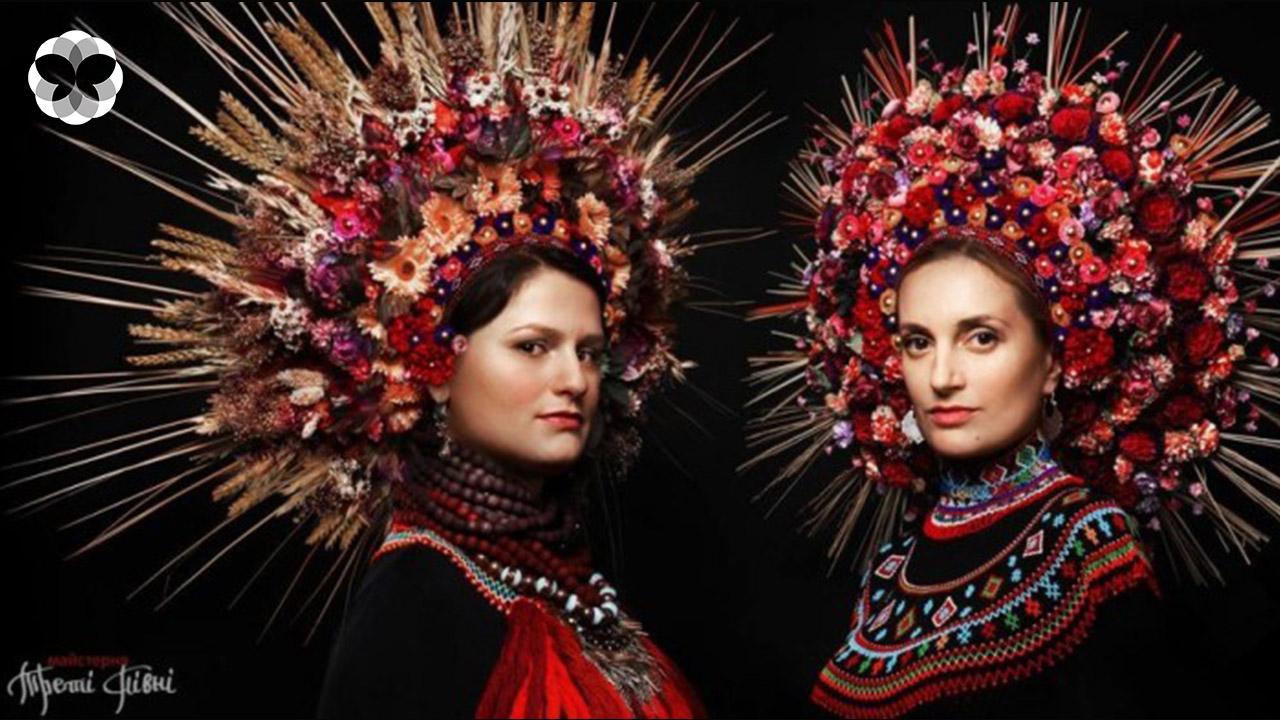 เปิดตำนาน 'Vinok' ทำนายชีวิตด้วยมงกุฎดอกไม้สไตล์ยูเครน