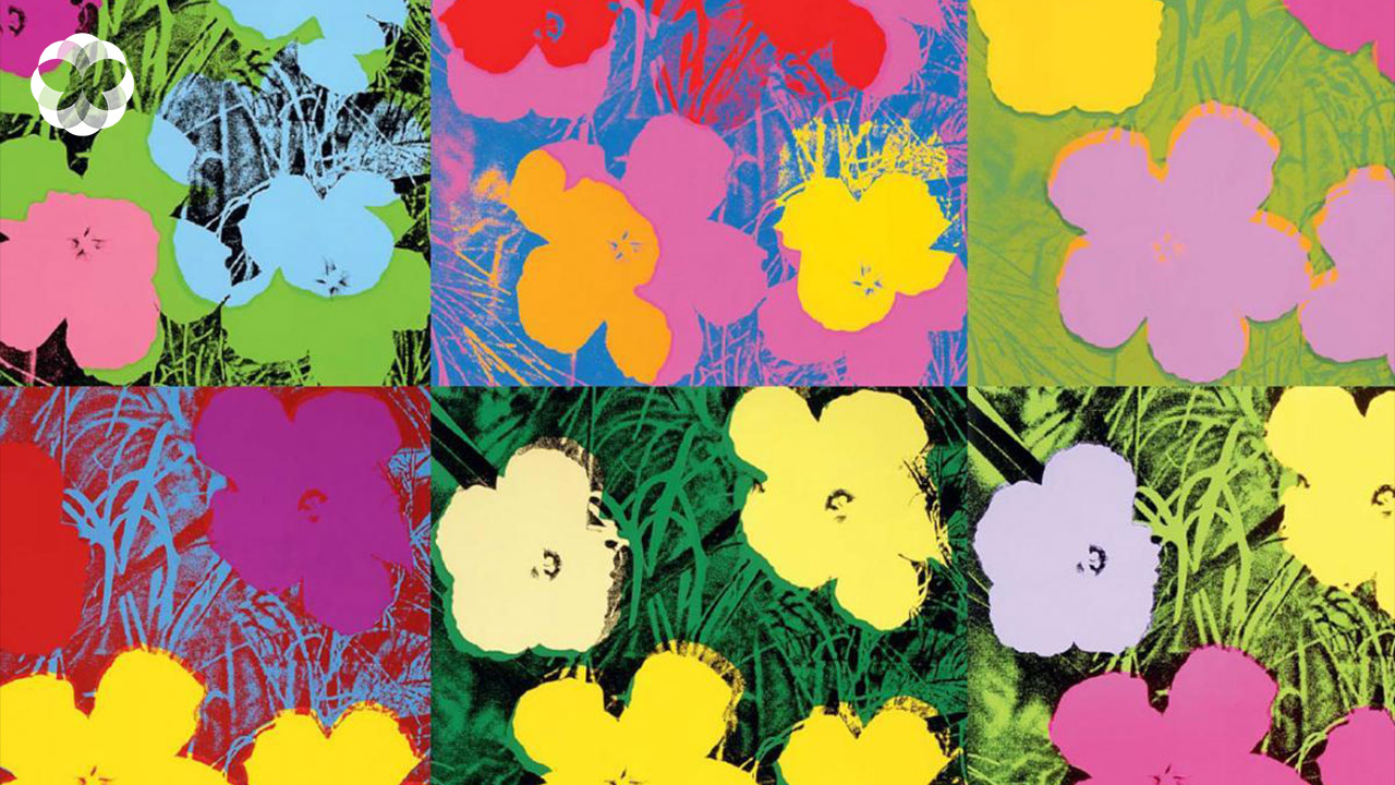 เบื้องหลัง 'Flowers' ภาพดอกไม้สุดป๊อปของ Andy Warhol จากงานก็อปสู่ภาพจำ
