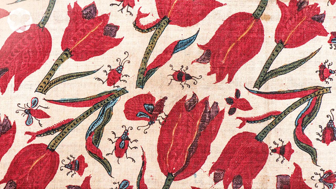 Floral in textile industry เมื่อดอกไม้เบ่งบานในวงการผ้าทอ
