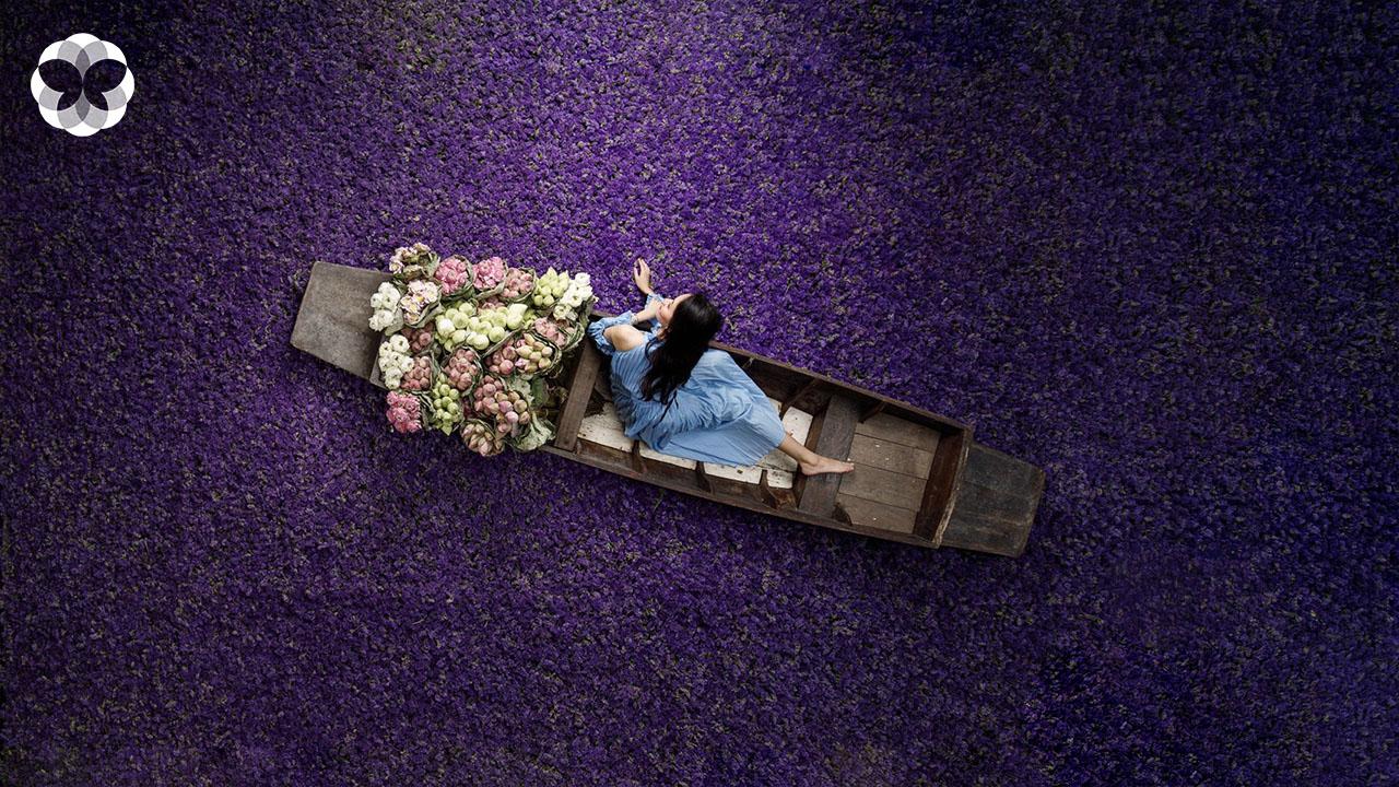 12 จุดถ่ายภาพห้ามพลาด RakDok Floral Week(s)
