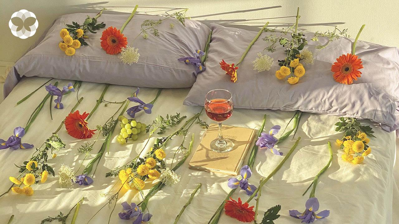 เมื่อความสดชื่นของดอกไม้ รังสรรค์มื้ออาหารให้น่าทานกว่าทุกครั้ง